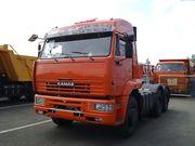 КАМАЗ 6460,  седельный тягач