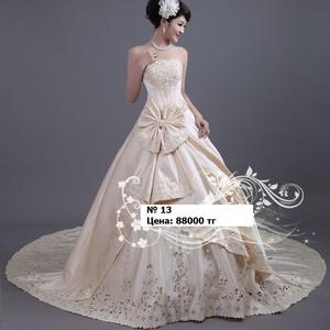 Свадебные платья на заказ!