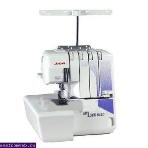 Продам швейные машинки и оверлоки Janome