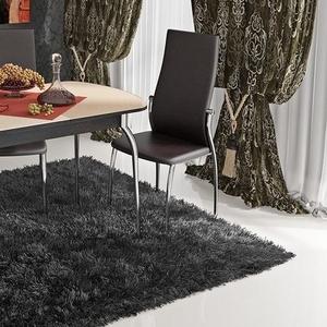 современная хромированная мебель