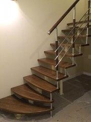 Изготовление лестниц и лестничных ограждений